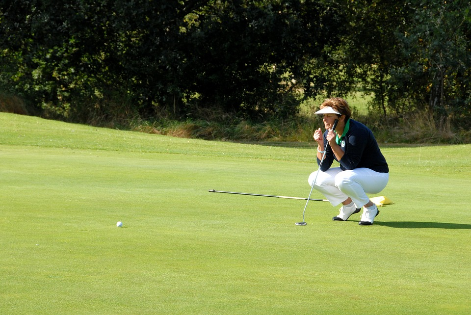 telemetre golf